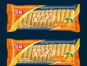 福建龙海禧味-香橙卷面包