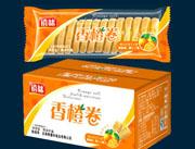 福建龙海香橙卷面包