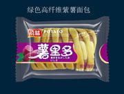 福建龙海绿色薯里多紫薯面包