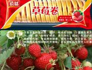 福建龙海禧味草莓卷