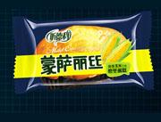 福建龙海蒙萨丽丝嫩香玉米口味蛋糕