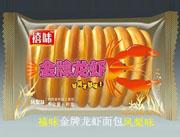 福建龙海禧味金牌龙虾面包凤梨味