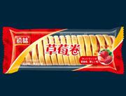 福建福建龙海禧味草莓卷面包