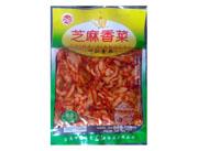 芝麻香菜-160克