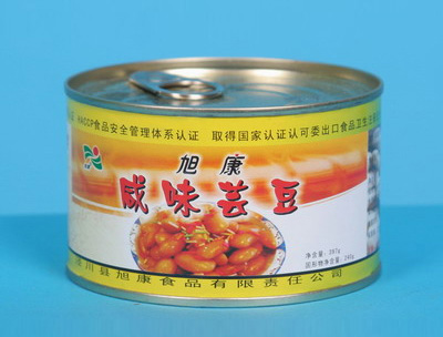 旭康397g咸味�|豆