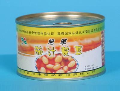 旭康397g茄汁黄豆