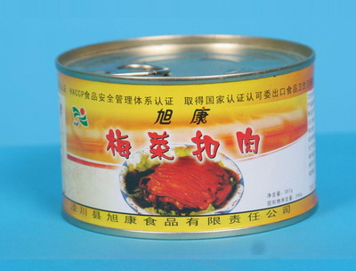 旭康397g梅菜扣肉