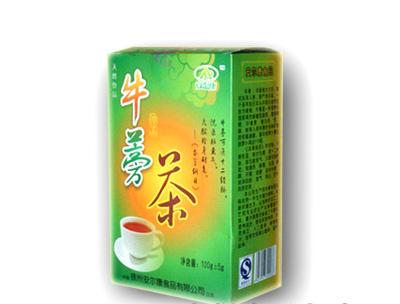 安��康牛蒡茶