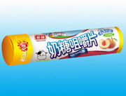 雅顿奶糖咀嚼片水蜜桃味