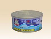 玉蕾豆豉沙丁鱼罐头