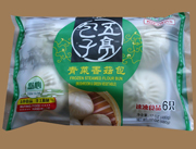 五亭包子(青菜香菇)