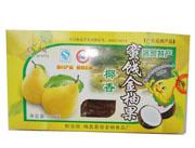 嘉俊蜜饯金柚果椰香味精装版