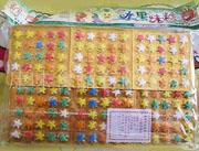 康冠25星���型水果味糖果
