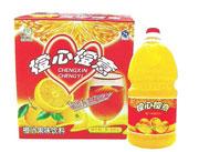 银河饮品橙心橙意橙汁果味饮料