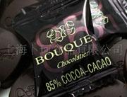 卜珂纯可可脂85%可可含量黑巧克力50克