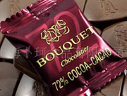 卜珂纯可可脂72%可可含量黑巧克力