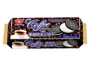 华江110g黑咖啡饼干