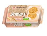 华江夹心饼干芝麻酱160g
