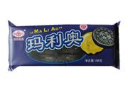 华江玛利奥椰子味夹心饼干186g