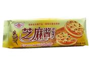 华江50g芝麻酱夹心饼干