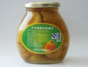 兴红糖水杏罐头