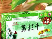 粤农绿色食品荔枝干