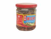 香辣黄花鱼罐头(旋盖)
