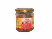 香辣江鳙鱼块罐头(旋盖)