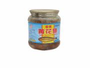 香辣黄花鱼罐头(压盖)
