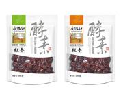 庄缘红酵素红枣295g软包装
