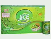 果王猕猴桃果汁绿色包装