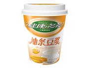 金农油条豆浆