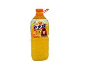 强进百果屋真果粒橙果粒饮料2L