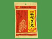 新型休闲食品38克咖啡玉米