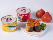 好妈妈蕃茄汁鲭鱼罐头(平1号)