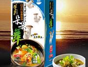 日式竹荪香菇汤盒装
