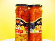 蔬菜罐头330g