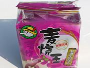 麦烧王紫薯牛奶夹心口味96g