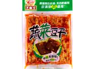 芝麻官蔬菜豆干90g