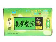 姜参蜜宝-塑料瓶装(箱)