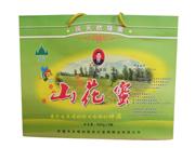 彭氏山花蜜礼盒500gx2罐
