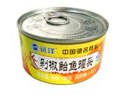 e品海珍剁椒鲐鱼罐头