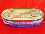 豆香白鱼罐头