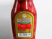 凯方糖水草莓罐头-690g