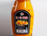 凯方糖水黄桃罐头690g