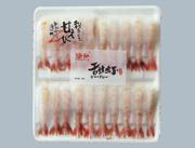 海和深海甜虾刺身
