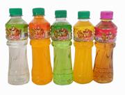 268ml途乐果汁系列