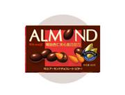 明治杏仁夹心黑巧克力(60g-120g)