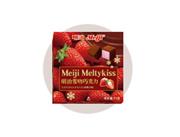 明治雪吻巧克力(草莓口味)