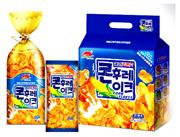 休闲韩式玉米片(方便食品)